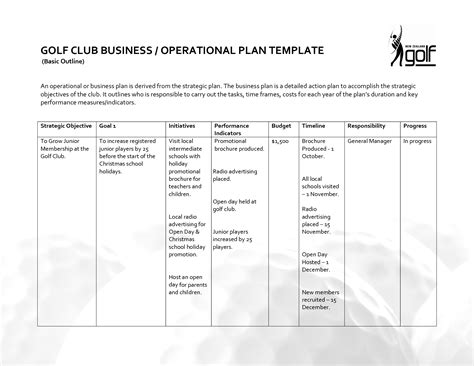 Lovely Business Plan Template Free Download