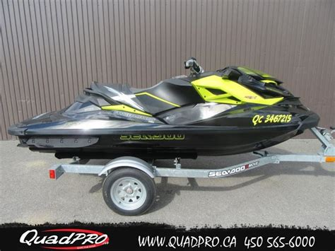 Sea Doo Boat Dealers In Quebec by Bombardier Sea Doo Rxp 260 2012 Used Boat For Sale In