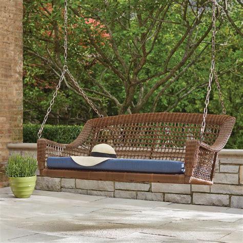 100 menards patio swing cushions replacement