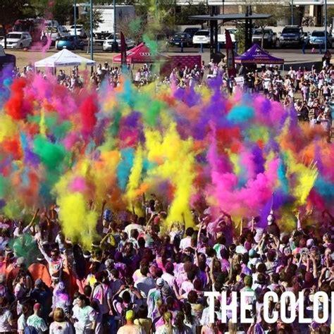 Bucketlist » Do A Color Run (official Bucket List