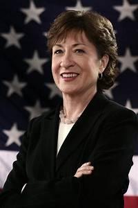 The Senate's Iron Lady: Susan Collins casts 6,000th ...