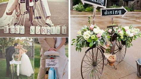 50 id 233 es d 233 co pour un mariage vintage velo vintage deco mariage et mariages