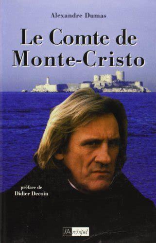 ebook comte de monte cristo le edition free pdf