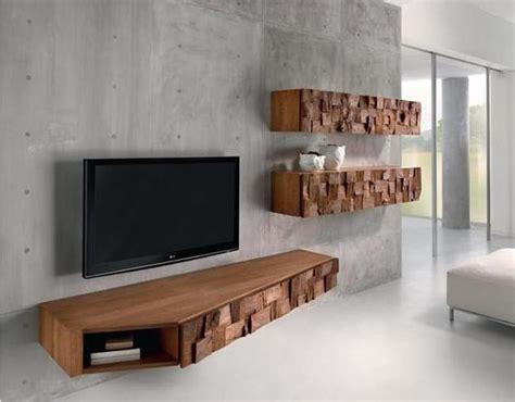Modern Floating Media Cabinet For The Living Room-rilane