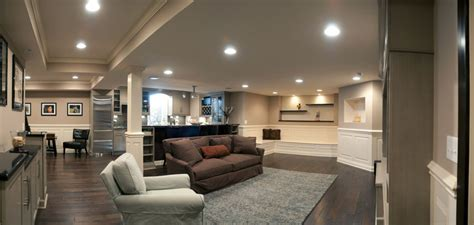 Elegant Finished Basement Dave Fox, Finish A Basement On A Living Room Club Chairs Design Your Own Furniture Clearance Themes For Rooms Coffee Table Decorating Ideas Wall Pictures Art Sectionals Sale