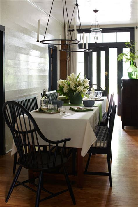 country living 2012 farmhouse dining room