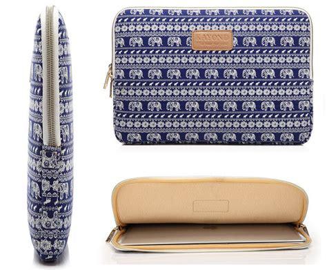 elephant conception 15 4 quot 15 6 quot ordinateur portable ultrabook toile 233 tui soft pc portable