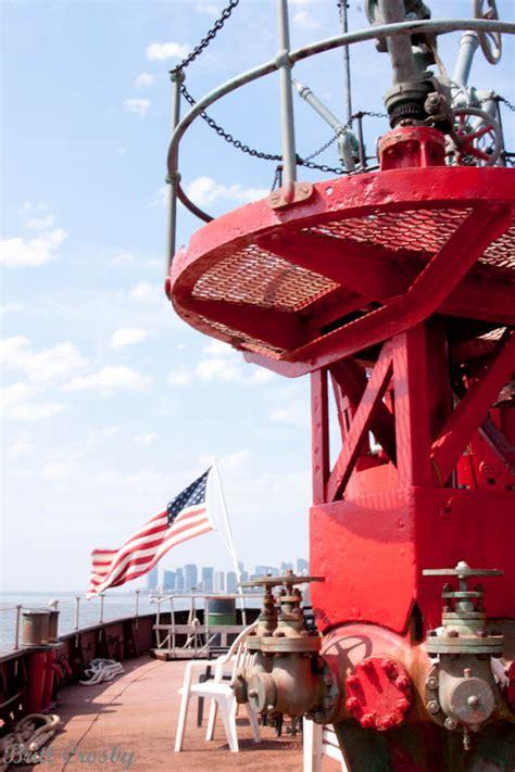 Fdny Fireboat John J Harvey by New York Fdny Boats 5