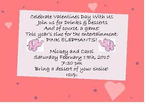 Inexpensive Valentines Day Party Invitations