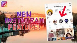 STORY HIGHLIGHTS! | Brand New Instagram Feature - YouTube