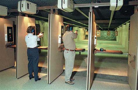 deranged gunman opens on shooting range