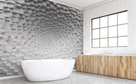 Papiers Peints Salle De Bains •mur Aux Dimensions