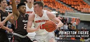 Princeton Tigers – March Madness Team Predictions/Odds 2017