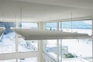 Schallschutz Wohnung Wand : deckensegel akustikelemente schallschutz raumakustik schallabsorber serie quietline ~ Markanthonyermac.com Haus und Dekorationen