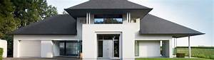 Graue Fassade Weiße Fenster : sch co haust ren sch co fenster t ren und fassaden ~ Markanthonyermac.com Haus und Dekorationen