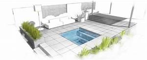 Kleiner Garten Mit Pool Gestalten : kleiner pool im garten pool f r kleine grundst cke ~ Markanthonyermac.com Haus und Dekorationen