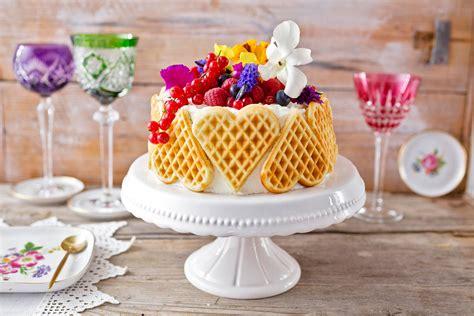 Herzchen-torte Zum Muttertag Selber Machen