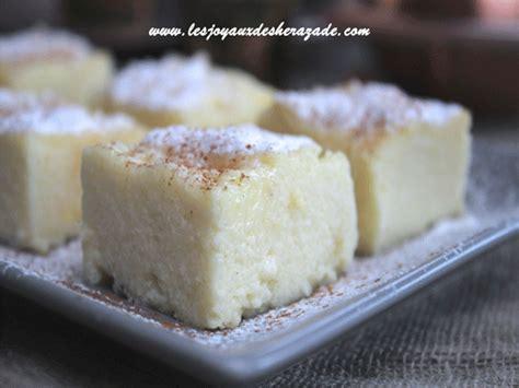 dessert 224 la semoule 171 flan 224 la semoule 187 les joyaux de sherazade