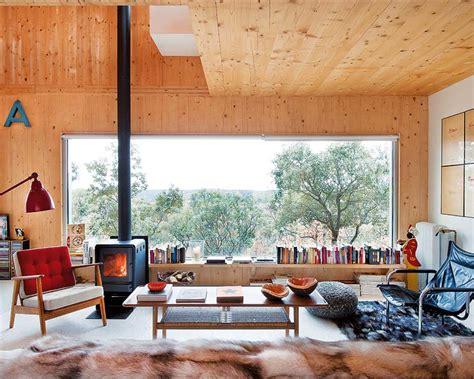 une maison design en bois