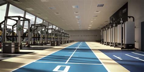 Gym Interior : Karen Gazzard