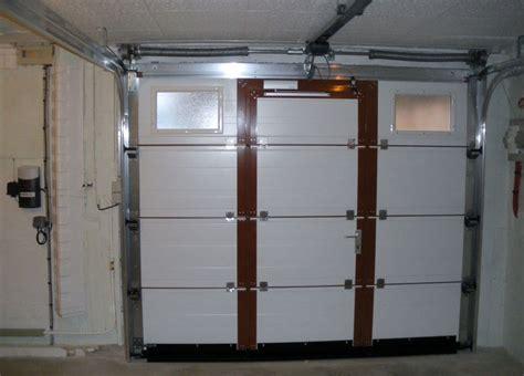 porte de garage sectionnelle motorisee brico depot 28 images porte de garage sectionnelle