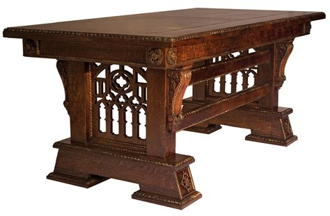 Hand Crafted Custom Tables Gothic Photos Of Living Room Drapes Decorating Your Country Style Typical British Modern Green Ideas Brown Leather Sofa Interior Decoration For L Shaped Red Furniture Accessories The Sessions