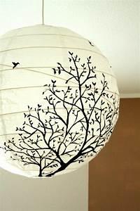 Schlafzimmer Lampe Selber Machen : die besten 25 lampenschirm selber machen ideen auf pinterest kreative lampen kreative lampen ~ Markanthonyermac.com Haus und Dekorationen