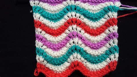 54- Multi Colour Design For Baby Sweater