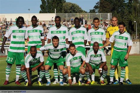 photos foot equipe etienne 15 07 2011 etienne chateauroux match amical