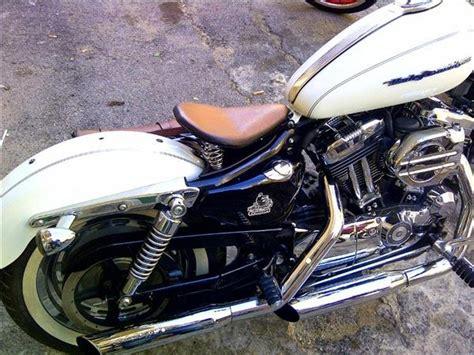 sella per moto harley davidson e moto custom