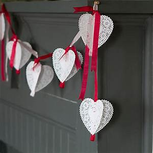 Valentine's Garland Kit - Traditional - Wreaths And ...
