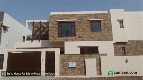 500 Sq Yard House Is Available For Sale In Dha Phase 7