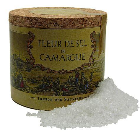 fleur de sel de camargue tresor de sauniers nostalgiedose