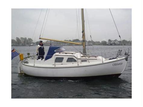 Zeiljacht Strijkbare Mast by Midget 26 In Zeeland Sailboats Used 53974 Inautia
