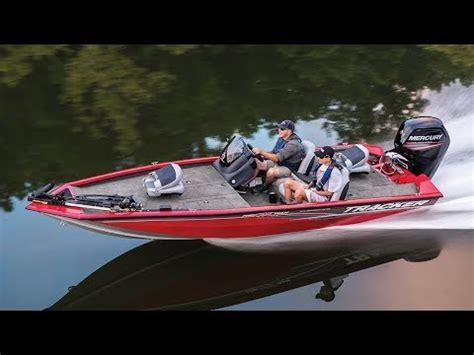 Bass Tracker Boat Videos by Tracker Boats 2018 Pro Team 175 Txw Aluminum Bass Boat