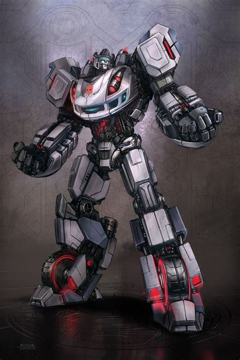Transformers  War For Cybertron  Jazz Concept Autobots