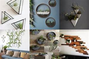 Pflanzen An Der Wand : vertikal an der wand pflanzen ~ Markanthonyermac.com Haus und Dekorationen