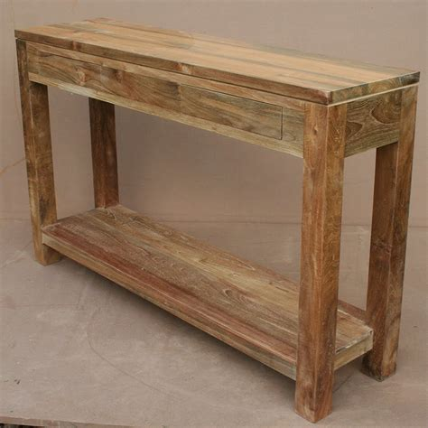 Furniture From Reclaimed Wood  Furniture Design Ideas