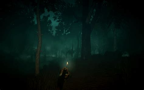 """New Survival Horror Game """"wick"""" Heads To Steam Greenlight"""