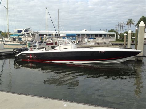 Cigarette Boat Center Console For Sale by 2012 Used Cigarette 39 Top Fish Center Console Fishing