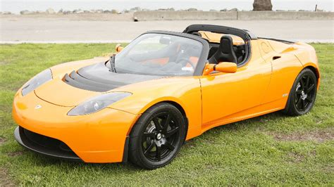 2010 Tesla Roadster Sport First Drive Roadshow