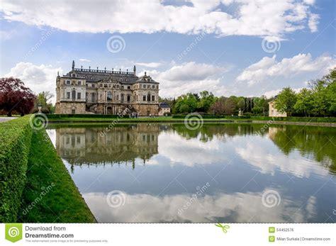 Grosser Garten In Dresden Stock Photo  Image 54452576