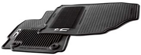 new 2014 2016 scion tc rubber floor mats from brandsport