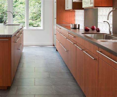 best kitchen flooring materials meze