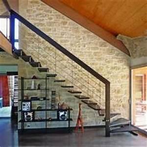 Wandgestaltung Treppenhaus Einfamilienhaus : treppen ideen ~ Markanthonyermac.com Haus und Dekorationen