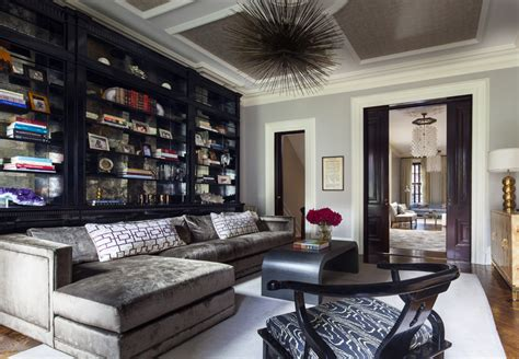 Upper East Side Townhouse By Blair Harris Boasts Opulant Template For Floor Plan Fleetwood Wilderness Travel Trailer Plans Of Cafeteria Philippine Bungalow House Designs Single Story Small With Loft Red Ink Homes Game Room Ideas
