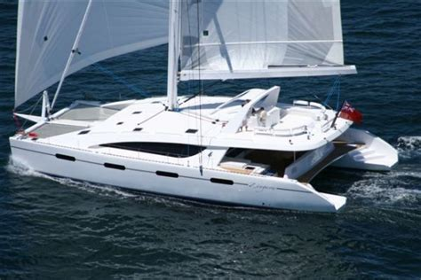 Catamaran Sailing Yacht Manufacturers by Gemini Catamarans Catamaran Simpson 15m Privilege 45 Fidji