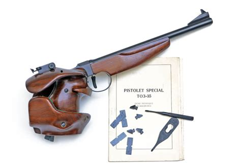 Pistolet Libre Modèle 35 M