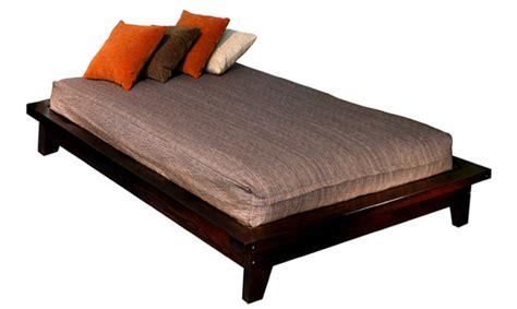 Zen Bed Frame