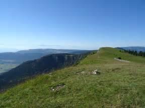le morond 1419m et le mont d or 1463m